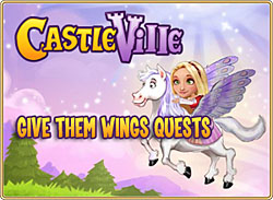 Castleville Give Them Wings