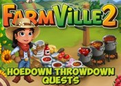 Farmville 2 Hoedown Throwdown Quests