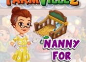 Farmville 2 Nanny for Nannies
