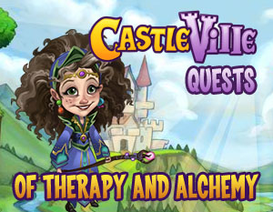 Castleville Of Therapy and Alchemy