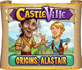 Castleville Origins Alastair Quests