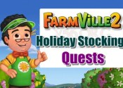 Farmville 2 Holiday Stocking Quest