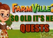 Farmville 2 So Old It's New Quests