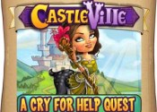 Castleville A Cry for Help Quest