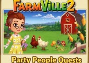 Farmville 2 Party People Quests