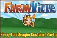 Fiery-fun Dragon Costume Party Quests