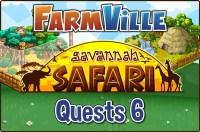Farmville: Savannah Safari Quests 6