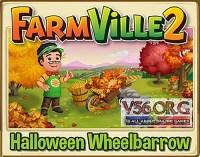 FV 2 Halloween Wheelbarrow