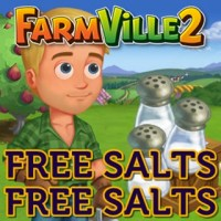 Farmville 2: Free SALTS for Thursday (Feb 11)