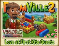 Farmville 2 : Love at First Kite Quests Guide