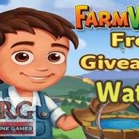 Farmville 2 Free Water Give Away