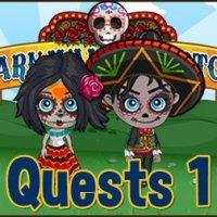 Carnaval de los Muertos Quests 1