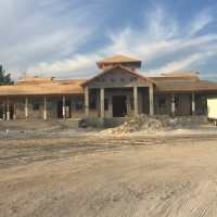 Construction On New Doc Ford's On Sanibel
