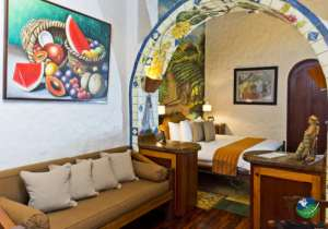 Finca Rosa Blanca Coffee Plantation and Inn Suite