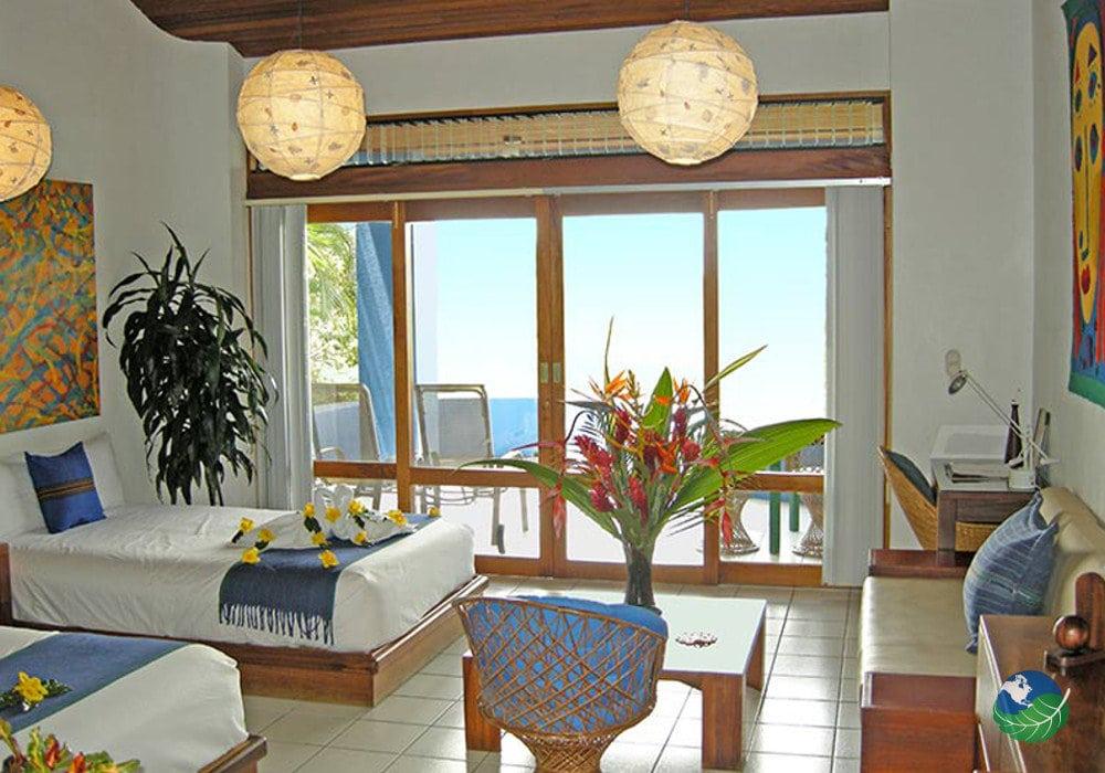 Xandari Resort and Spa Hotel Bedroom