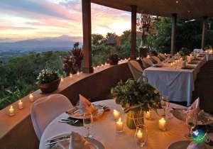 Xandari Resort and Spa Hotel Restaurant