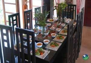 Ahki Retreat Dinner