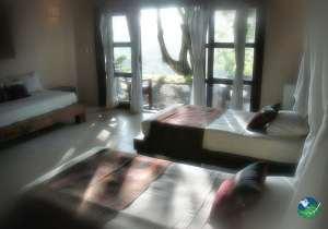 Ahki Retreat Two Bed Bedroom