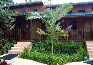 Blue River Resort & Hot Springs Exterior