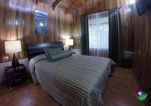 Cabanas Los Pinos Bedroom