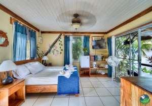 Cabinas Jimenez Bungalow Interior