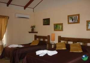 Cerro Lodge Tarcoles Bedroom