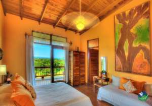 Costa Rica Yoga Spa Nosara Bedroom