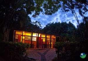 Drake Bay Resort Exterior