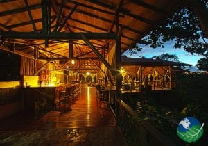 El Remanso Eco Lodge Bar And Restaurant