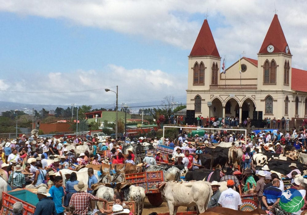 Escazu Costa Rica fair