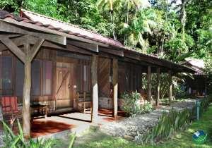 Esquinas Rainforest Lodge Exterior