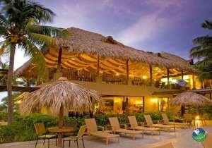 Flamingo Beach Resort Exterior