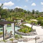 Hotel Arenal Springs Outside Area