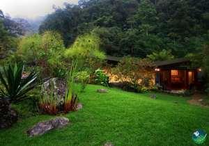 Hotel Monte Azul Garden Area