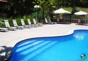Hotel Playa Espadilla Pool Area