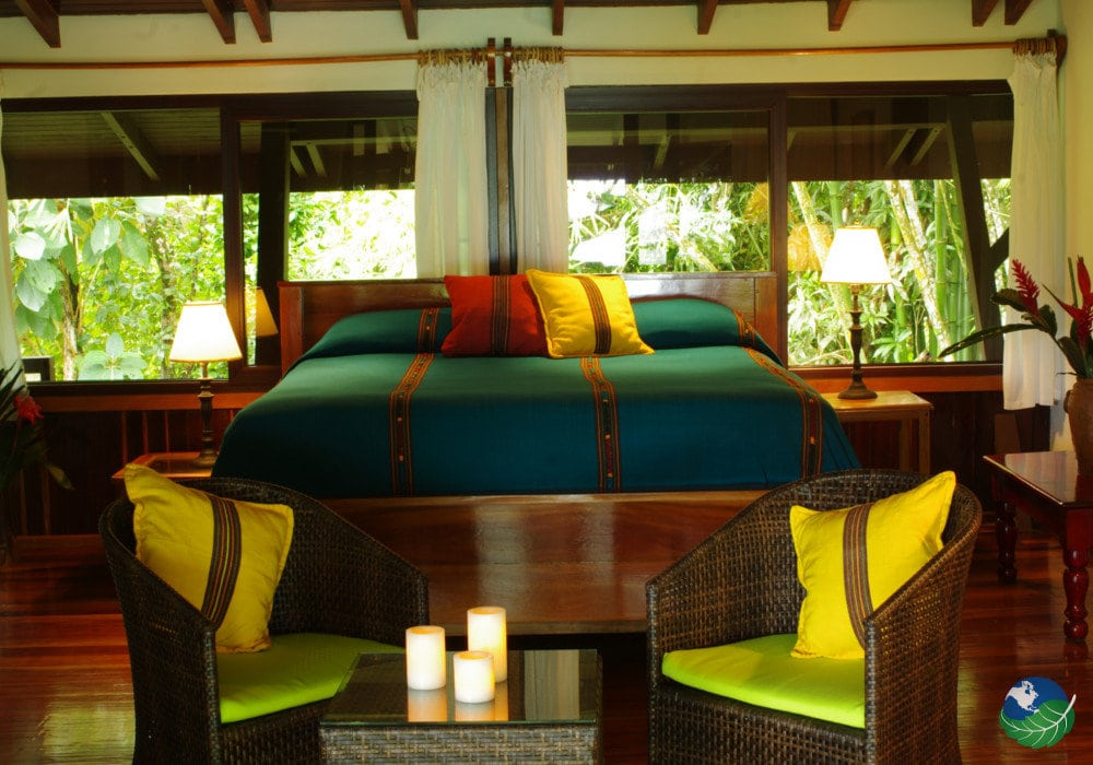 La Paloma Lodge Bedroom