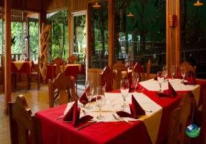Monteverde Country Lodge Restaurant