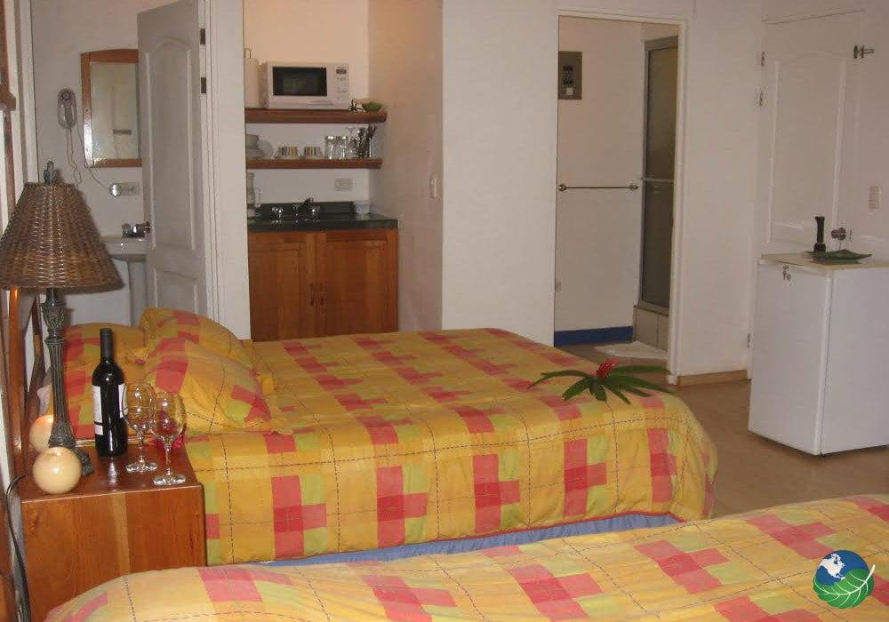 Portasol Costa Rica Bedroom