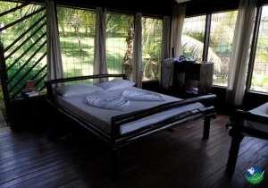 Punta Marenco Lodge Interior