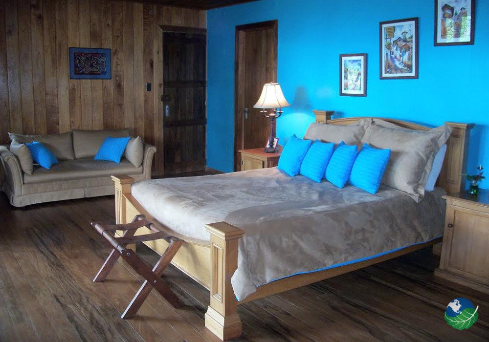 Rancho Naturalista Bedroom