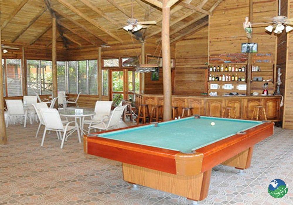 Rio Indio Lodge Pool Table