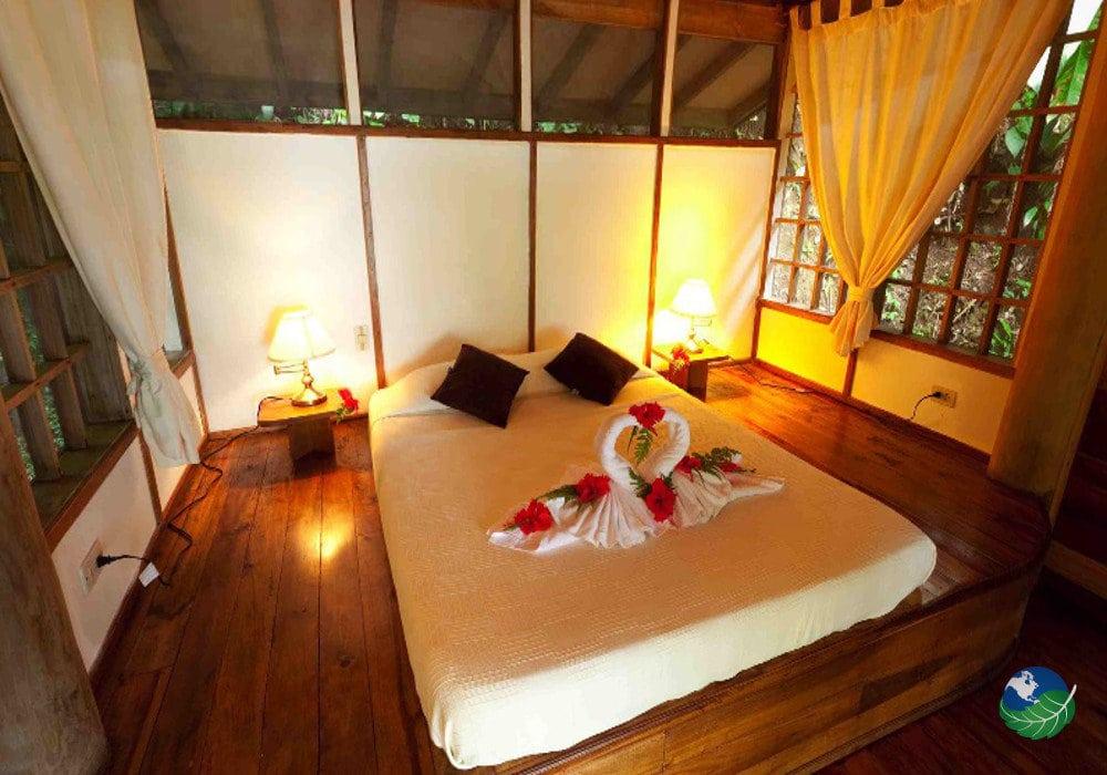 Samasati Nature Retreat Bedroom