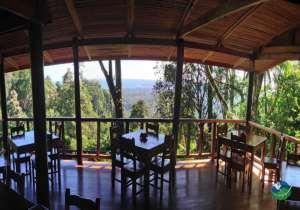 Samasati Nature Retreat Restaurant