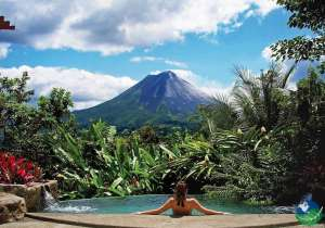 Costa Rican Vacation Package Two Oceans & A Volcano