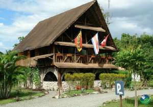 Suizo Loco Lodge Main Building