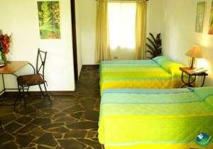 Tirimbina Lodge Two Bed Bedroom