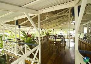 Villas Del Caribe Puerto Viejo Restaurant