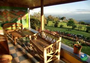 Guayabo Lodge View
