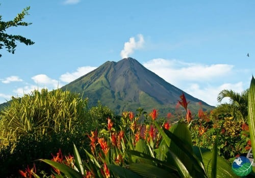 Arenal Volcano Tour view