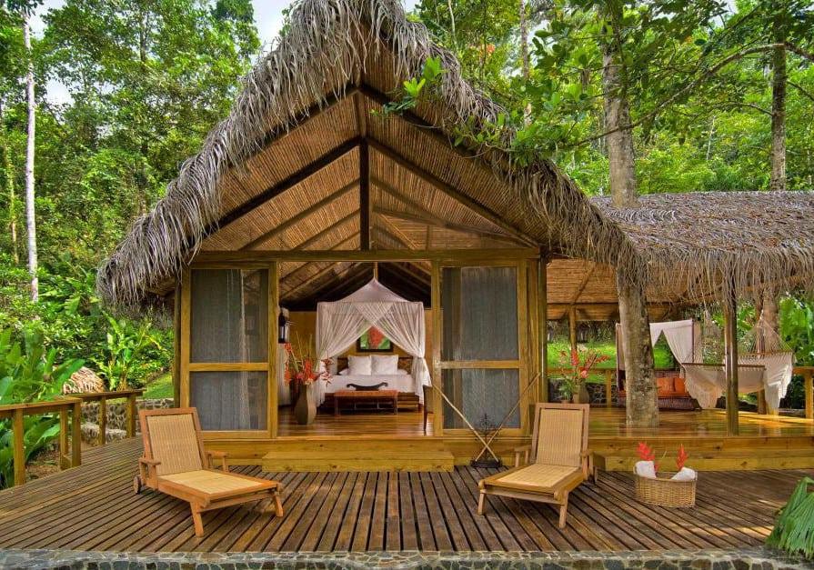 Pacuare Lodge Honeymoon Suite